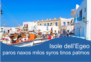 Isole dell'Egeo 2017
