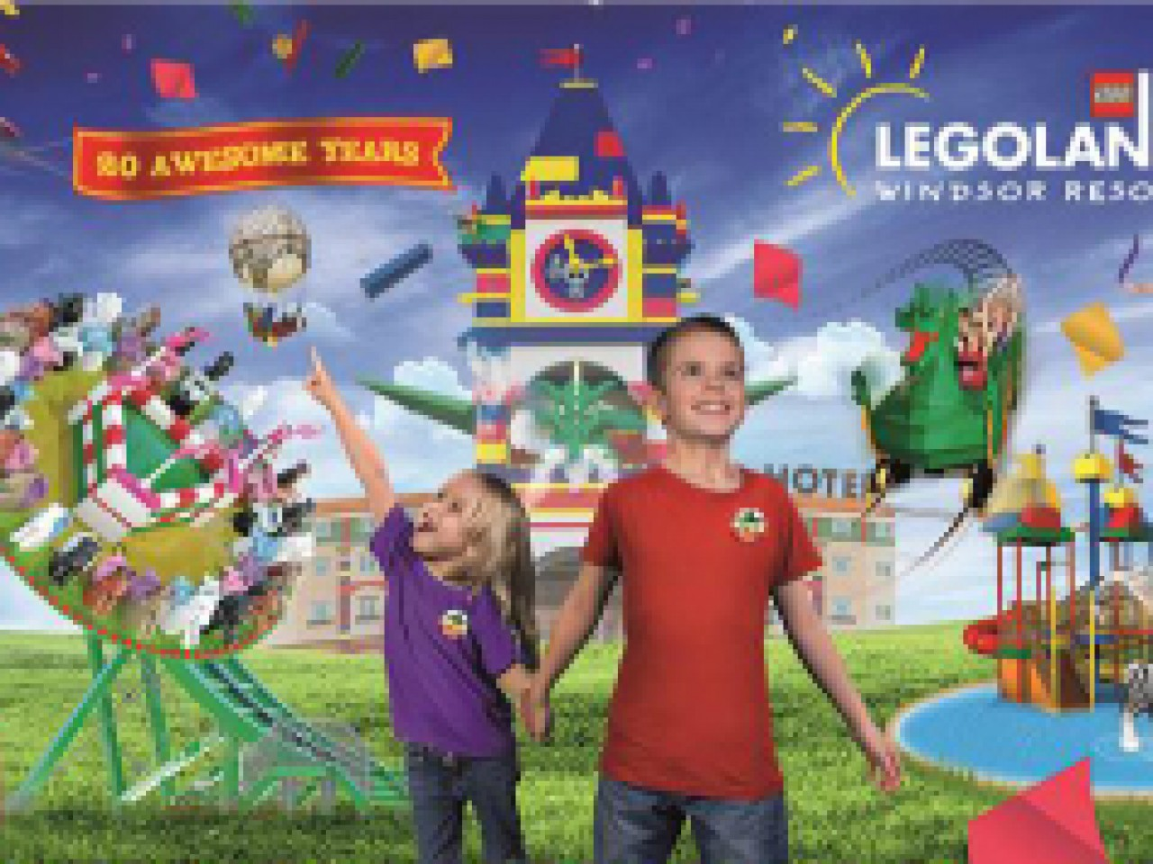 Legoland Windsor Hotel & Ticket packages