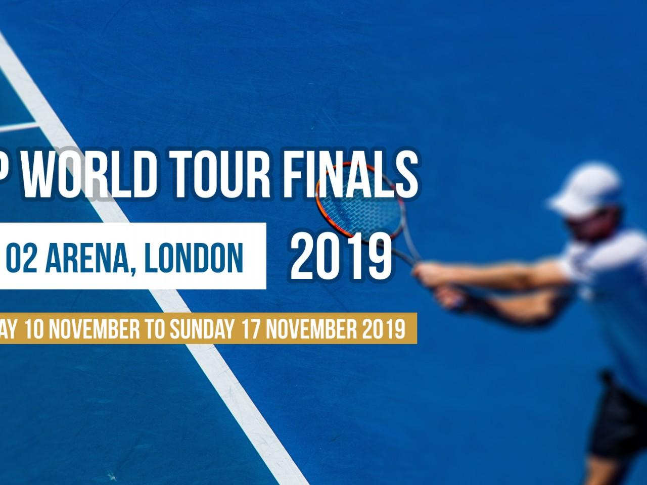 ATP World Tour 2017 Finals