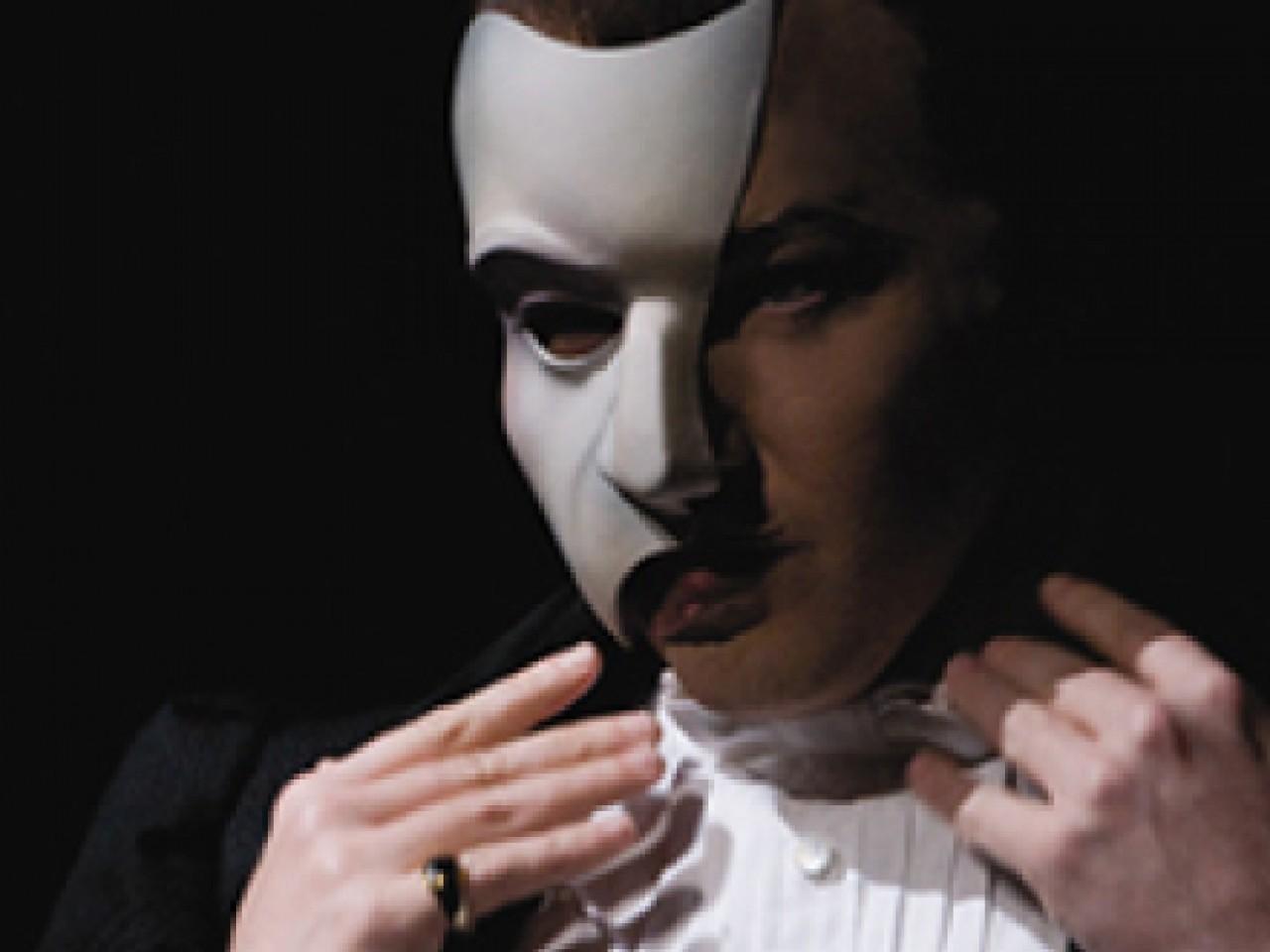 The Phantom of the Opera- Andrew Lloyd Webber's story of sed