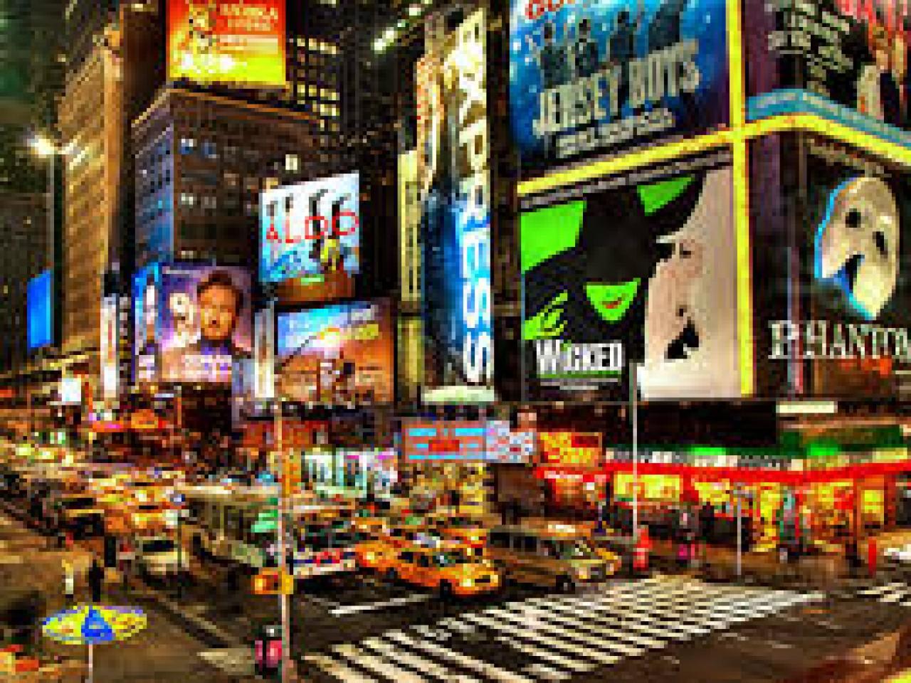 Book your New York Flight