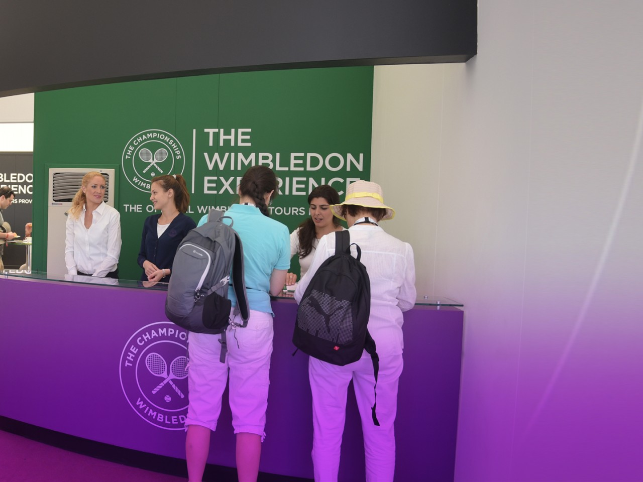 The Wimbledon Semi-Finals Programme