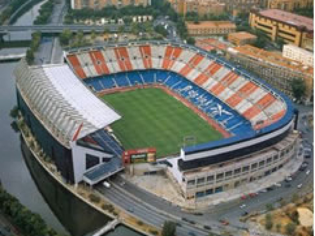Atletico Madrid Hotel & Match Ticket Packages