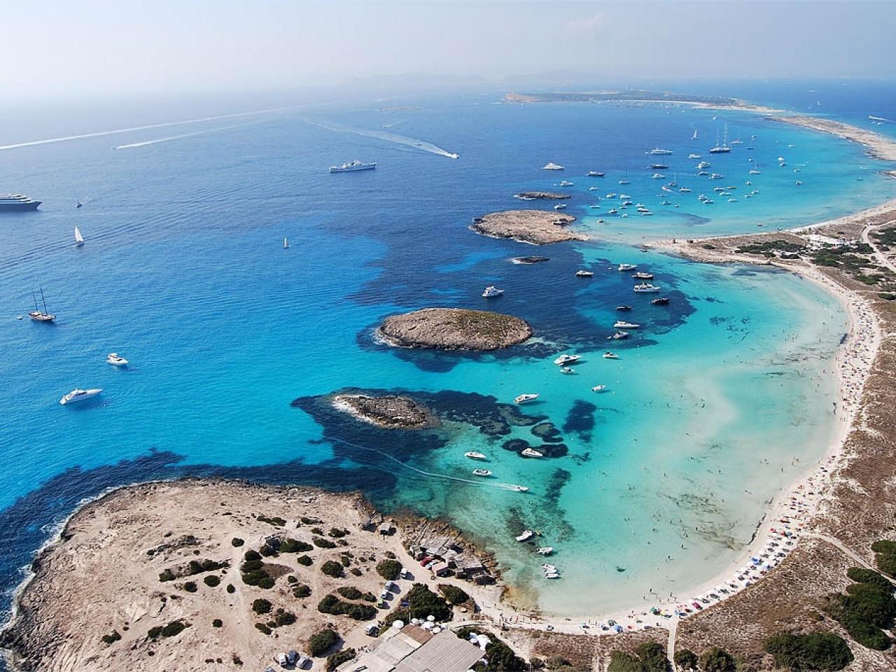 Un mare da sogno: Formentera